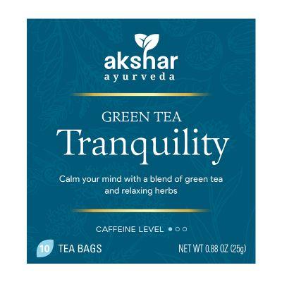 tranquility green tea